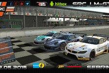 Games - Spannender Auftakt der SRC-LM-GTE-Meisterschaft