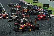 GP2 - Spanien