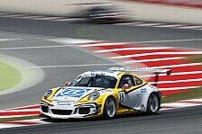 Supercup - Christian Engelhart fährt in Austin in die Punkte