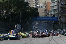 Formel E - Video: Formel E 2021 Monaco: Livestream zum 1. Freies Training heute