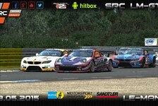 Games - 02. Wertungslauf der SRC LM-GTE in LeMans