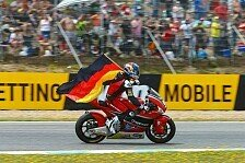 MotoGP - Edgar Mielke - Flag to Flag: Held in Warteschleife