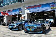 24 h Nürburgring - Vorbereitungen