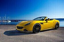 Auto - Tuning für den neuen Ferrari California T