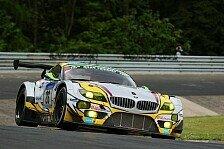 24 h Nürburgring - Gutes Qualifying für BMW
