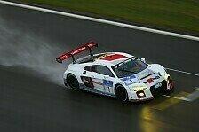 24 h Nürburgring - Zahlreiche Zwischenfälle in den Abendstunden