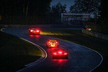 24 h N�rburgring - Video: Highlights des Abends