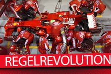 Formel 1 - Williams-Technikchef: Pl�ne abgespeckt: Neues Regel-Paket f�r 2017 nur Revolution light?