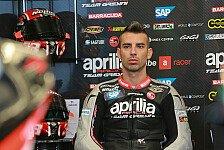MotoGP - Melandri: MV Agusta oder Wechsel auf vier Räder?
