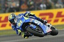 MotoGP - Suzuki: Grünes Licht für Espargaro