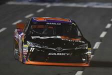 NASCAR - Siegerscheck �ber 1 Million US-Dollar : Hamlin siegt beim All-Star-Race