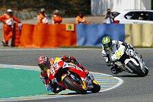 MotoGP - Honda unfahrbar: Drei Stürze, Marquez chancenlos