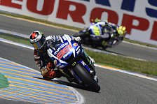 MotoGP - Yamaha am Dr�cker: Rossi warnt in Mugello vor Lorenzo