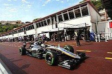 Formel 1 - Force India: Perez im Kampfmodus