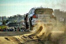 WRC - Latvala in Portugal weiterhin vorne