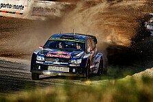 WRC - Latvala schlägt Ogier und Mikkelsen