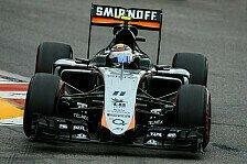Formel 1 - Perez feiert magische Runde: P7 in Monaco