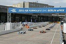 Formel E - Video: Berlin ePrix: So lief das Rennen 2015