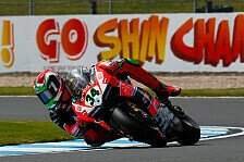 Superbike - BMW �berrascht mit Rang f�nf: Giugliano f�hrt Freitag in Portimao an