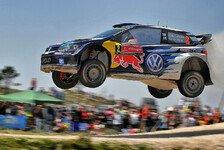 WRC - Vorschau Rallye Italien-Sardinien