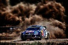 WRC - Latvala feiert Befreiungssieg in Portugal
