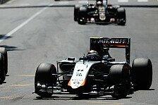 Formel 1 - Force India Vorschau: Kanada GP