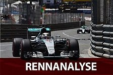 Formel 1 - Virtuelles Safety Car legt Mercedes-Crew rein: Analyse: So kam es zum Boxen-Debakel