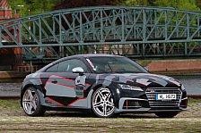 Auto - Audi TTS bekommt Hardware Update