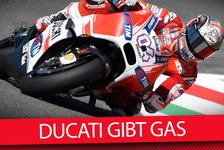 MotoGP - Video: MSM TV: Ducati gibt Gas