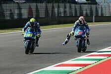 MotoGP - Espargaró trotzt Schmerzen und fährt auf Rang fünf