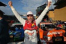 DTM - Jamie Green siegt bei Audi-Quattro-Triumph