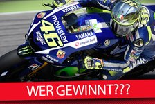 MotoGP - Video: MSM TV: Gewinnt Valentino Rossi in Mugello?
