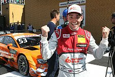 DTM - Jamie Green: In Top-Form zum Norisring