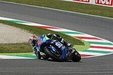 MotoGP - Vinales bringt Rang sieben nach Hause