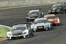 DTM - Neue Regel fix: Slow Zones statt Safety Car