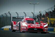 24 h Le Mans - Vorschau: Nissan