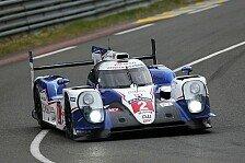 24 h von Le Mans - Toyota: Le-Mans-Test eine Herausforderung