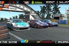 eSports - KSM-Simracing in Le Mans nicht zu schlagen