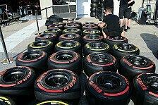 Formel 1 - Fahrer für Reifenkrieg, aber ohne viel Hoffnung