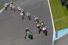 Superbike - Portimao-Vorschau: Alle jagen Kawasaki