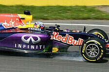 Formel 1 - R�tselhaftes Pace-Defizit: Ricciardo in Montreal: From Hero to Zero