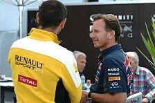 Formel 1 - Engine-Freeze: Horner warnt vor Renault-Ausstieg
