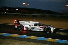 24 h von Le Mans - Audi mit den meisten Runden im ersten Training
