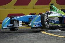 Formel E - Video: Abschied von Jarno Trulli aus der Formel E