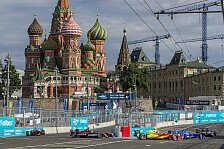 Formel E - Video: Moskau ePrix - Highlights extended