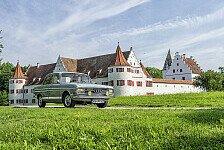 Rallye - Röhrl bei Donau Classic am Start