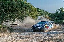 WRC - Volkswagen nach Shakedown optimal vorbereitet