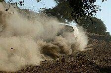 WRC - Sardinien-Auftakt: Privatfahrer schlägt VW