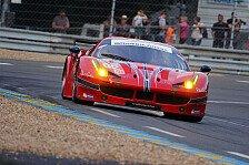 24 h von Le Mans - Video: Ferrari jagt nach 34. Erfolg