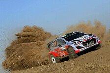 WRC - Sardinien: Ogier jagt Paddon, Latvala fällt zurück